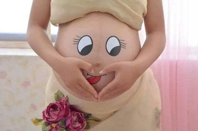孕期皮肤改变