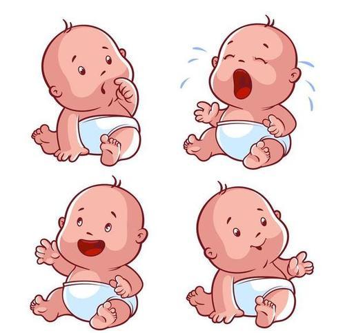 4-6个月婴儿生理特征