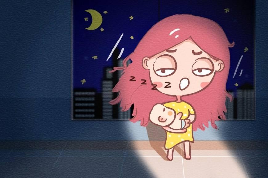 4-6个月婴儿的睡眠