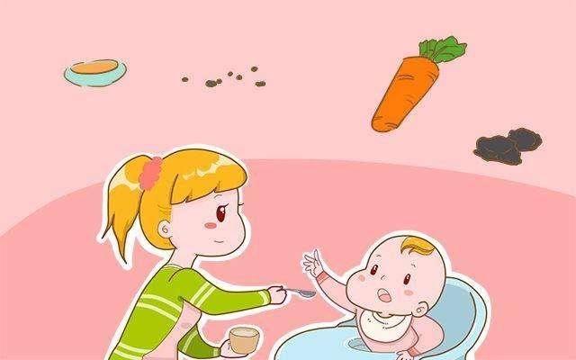 婴儿的三餐一点