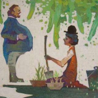 园丁和主人