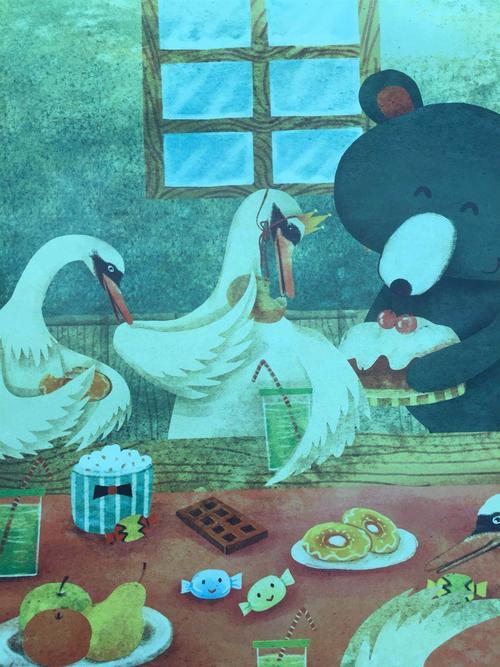黑熊的愿望