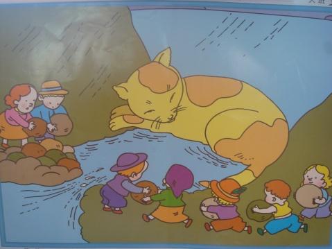 面包房里的猫