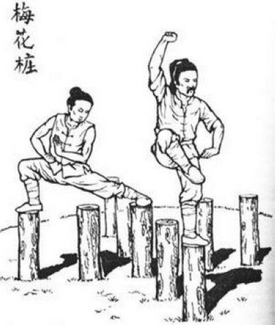 梅花桩拳研究会