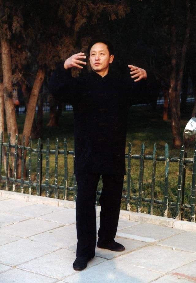 姚承光先生谈意拳试力