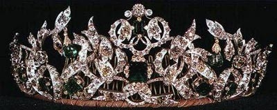 冰雕的王冠