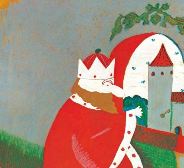 国王和荷包蛋