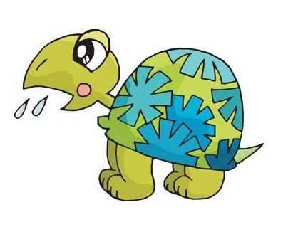 多话的乌龟
