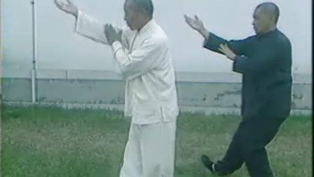 吴式太极拳的势和劲
