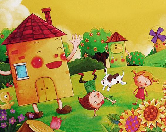 小房子的故事
