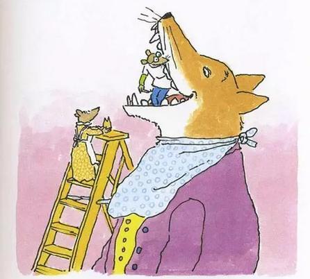 老鼠当牙医