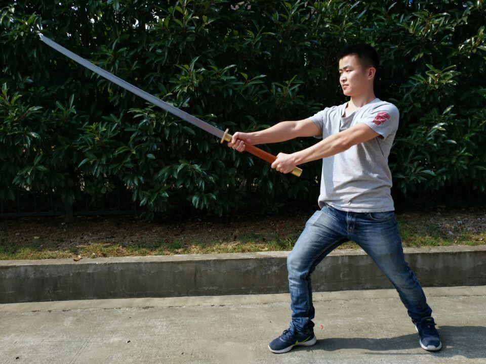 刀中奇葩苗刀