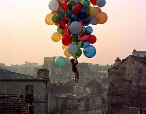 神奇的红气球
