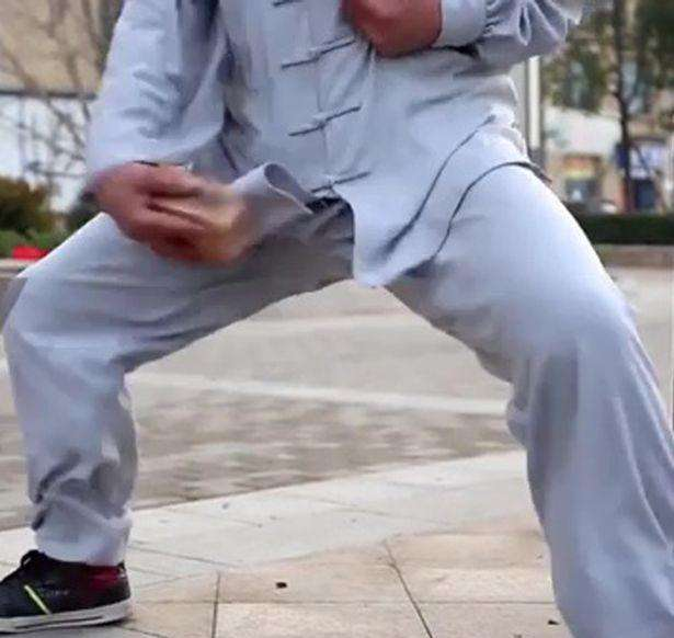 武门绝技铁布衫