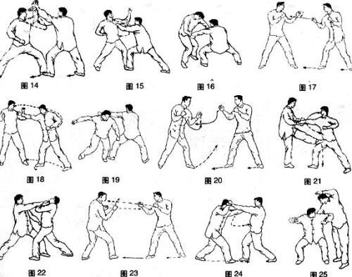 散手格斗术