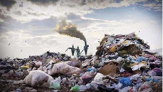 环境问题的表现与分布
