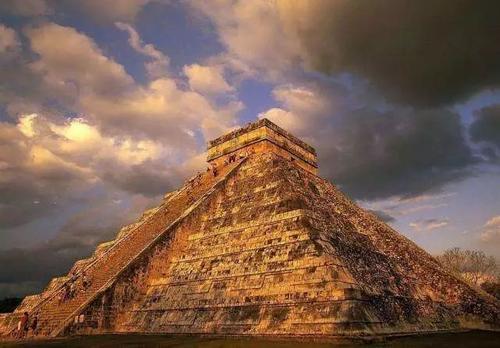 玛雅文明的衰落