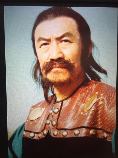 少林寺的总教头