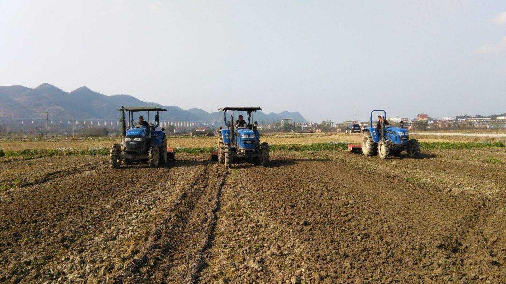 农业的投入和产出