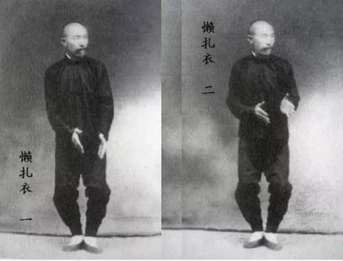 孙禄堂与日本武士比武