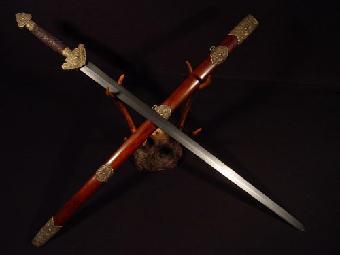 龙泉剑故乡行
