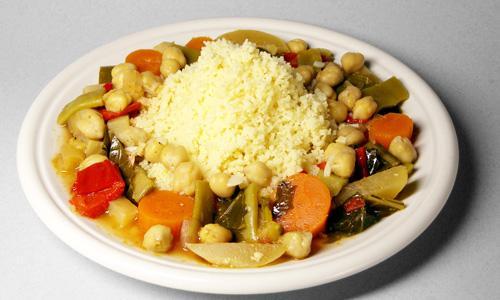 突尼斯食材种类丰富