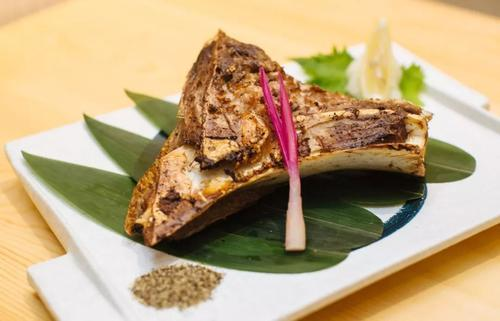 安达卢西亚烤金枪鱼