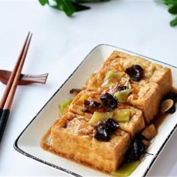 五福豆腐箱