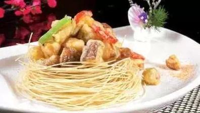脆香什锦小花菇