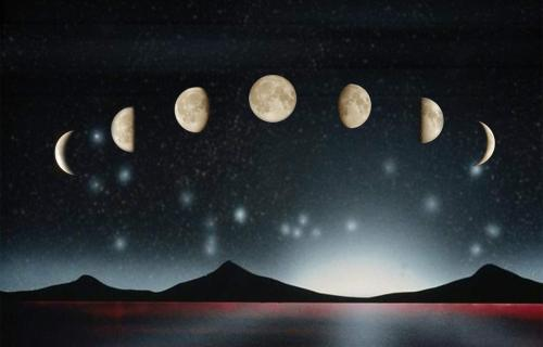 月相及其变化