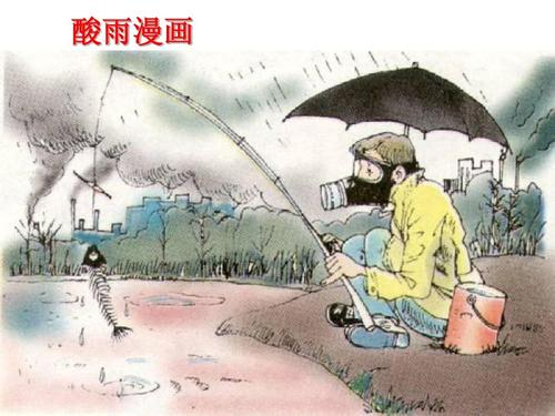 酸雨危害与防治