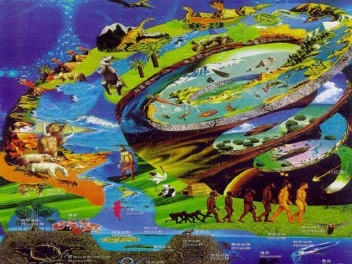 地球的演化发展