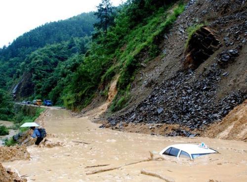 地质灾害的防御