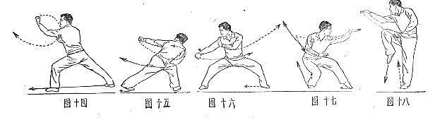 传统的少林五行八法拳