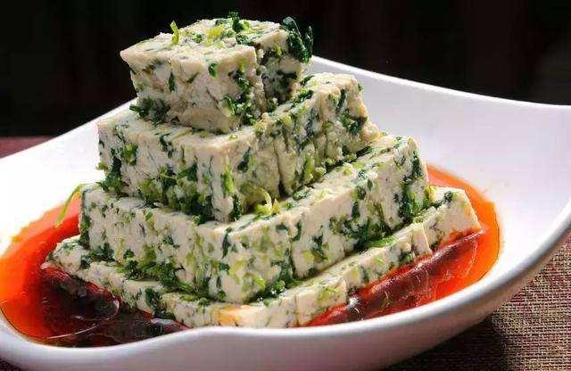 自制蔬菜豆腐