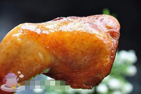 黄姜脆皮鸡腿
