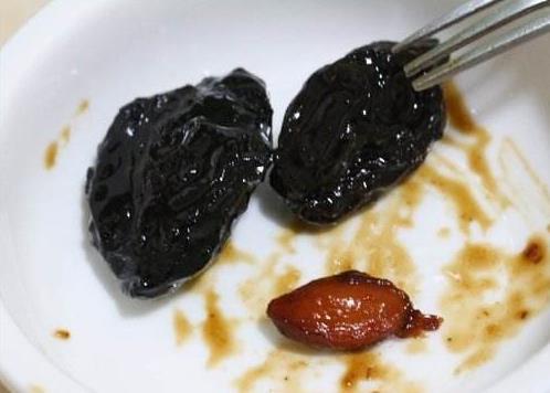 美国加州黑枣