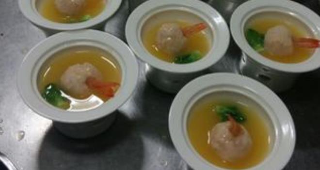 金汤虾球翅